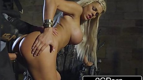 The Game of Thrones XXX Parody - Storm of Kings - Peta Jensen