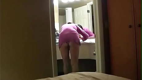 Fucking my sleeping stepmom